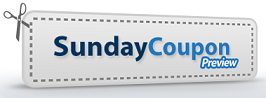 Sunday Coupon Previews!