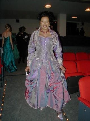 The Black Socialite Spotlight On Sherry B Bronfman