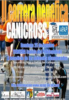 Canicross APAP Alcalá