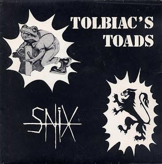 Tolbiacs Toads Snix Tolbiacs Toads Snix