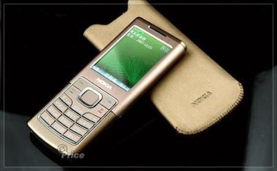 Nokia 6500 Classic Golden Version Pictures