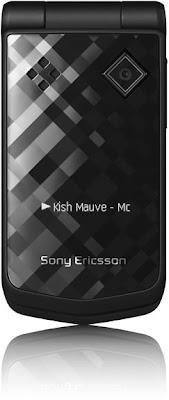 Sony Ericsson Announces Z555 Fashion Phone