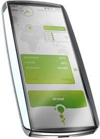 New concept from Nokia: Nokia Eco Sensor