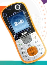 Zeki Kids Phone