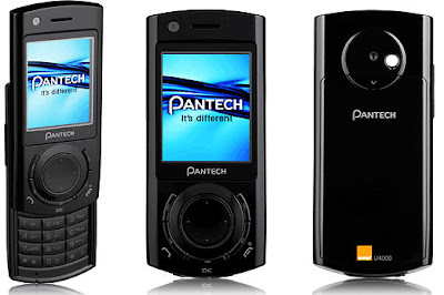 Pantech U 4000 – It's different