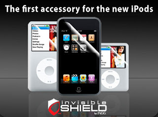 iPod Touch, iPod Classic, and 3G iPod Nano