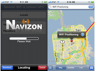 GPS for the iPhone is Here - and Free!