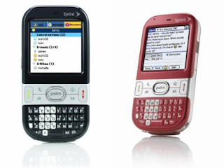 Palm Centro - the smallest smartphone