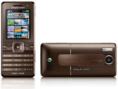 Sony Ericsson К770