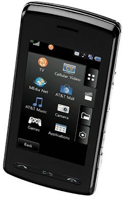 ATT Mobile TV