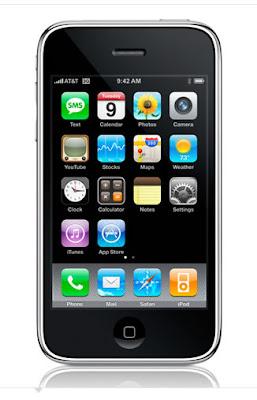 iPhone 3G hongkong