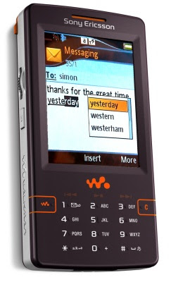 Sony Ericsson Intends to Offer Zi