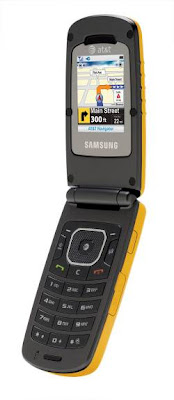 Samsung Rugby SGH-A837