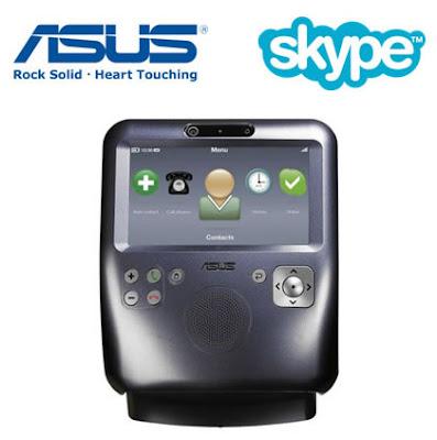 ASUS Unveils Skype