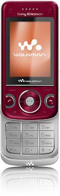 Sony Ericsson W760a