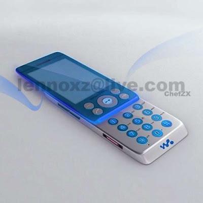 Sony Ericsson W570
