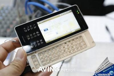 Willcom 03 Smartphone