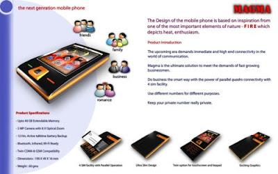 Magma Phone