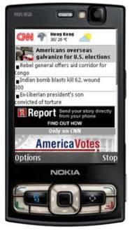 CNN MyClick Mobile Application