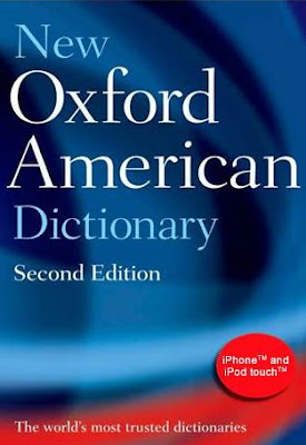 New Oxford American dictionary for Iphone