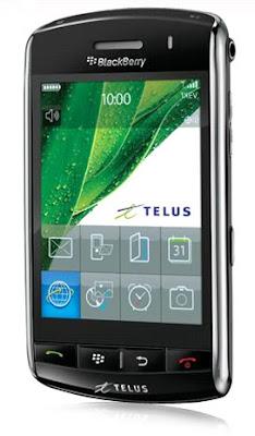 BlackBerry Storm smartphone