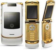 Motorola RAZR LuK Phone