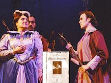 En el Teatro Margarita Xirgu