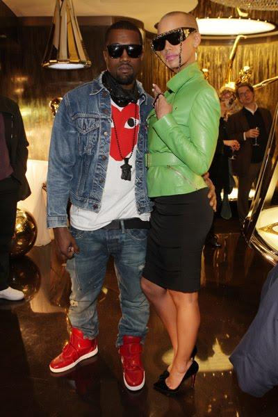 Kanye&&Amber