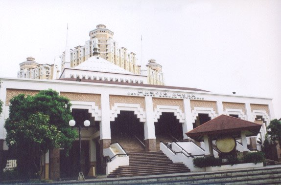 Masjid Akbar Kemayoran