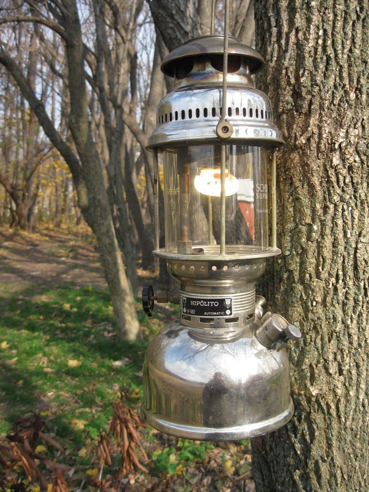 Vintage Coleman Lanterns: Petromax