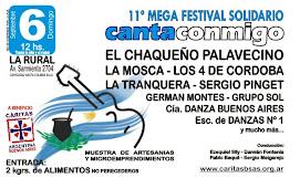 SE VIENE EL CANTA CONMIGO 2009