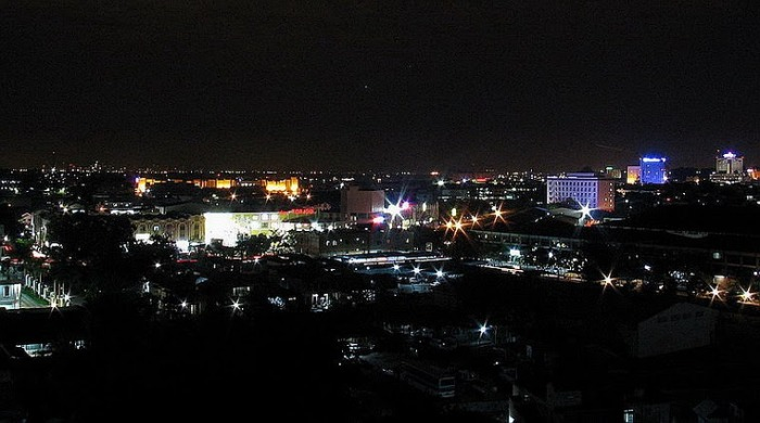 Batam Night Light