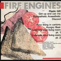 The Fire Engines Lubricate Your Living Room