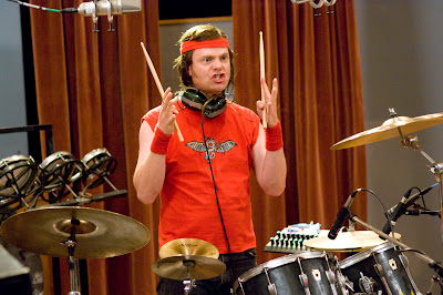 rainn+rocker Rainn Wilson is The Rocker