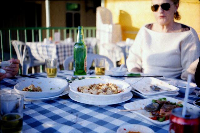 Seafood Restaurant on Lamma ISland Lamcombe