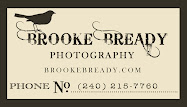 Brooke Bready Photography website