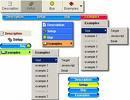drop down navigation menu in blogger blog