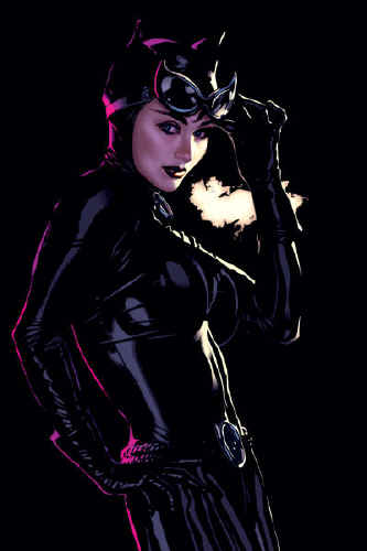 photo model selina kyle