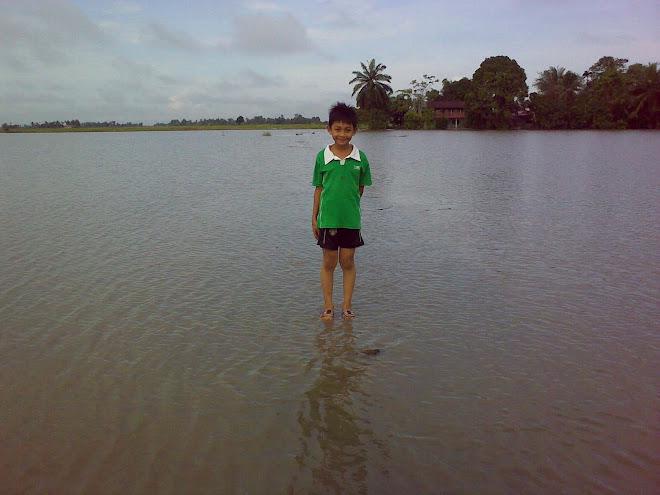 berdiri atas air