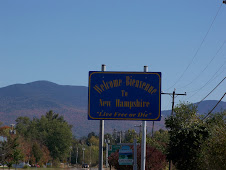 Entering New Hampshire
