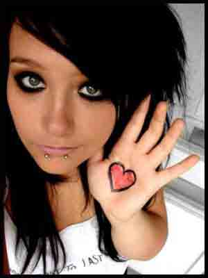 emo haircuts for girls with long hair. hairstyles Medium length emo
