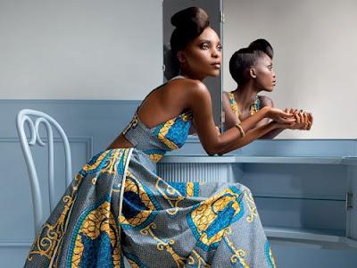 Nigeria Ankara Dresses Styles
