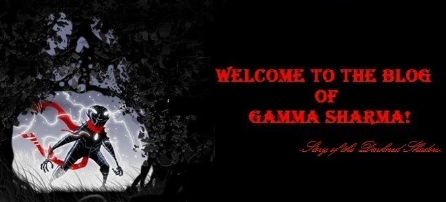 Welcome to Gamma Sharma's Mind