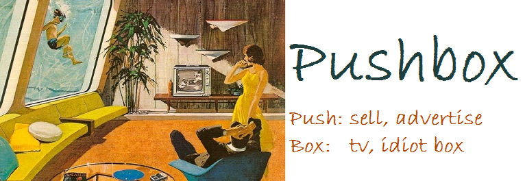 TV Commercial Blog - Pushbox