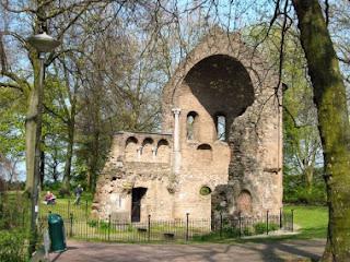 Das Valkhof Nijmegen -Holland (Von Reinder ter Horst)