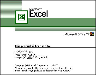 tutoriales en la red: Manual básico de Microsoft Excel XP