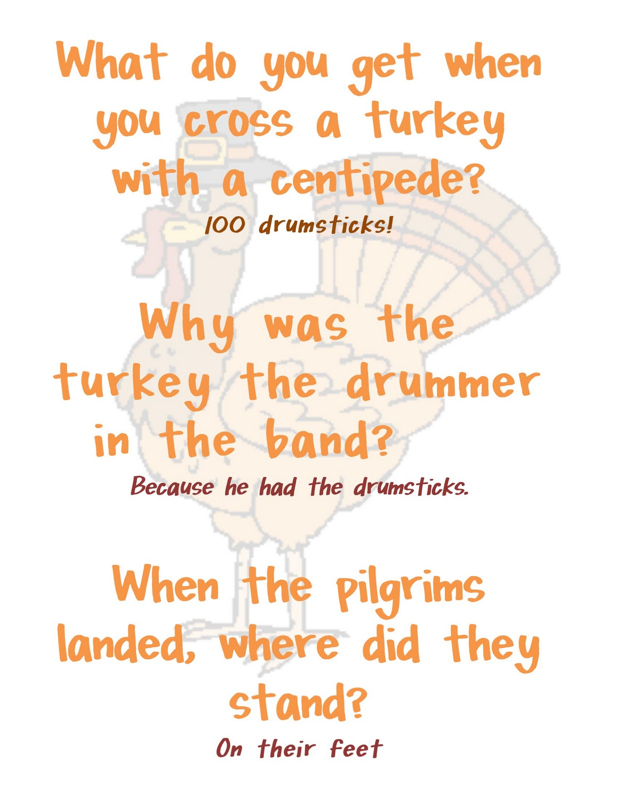 Uncategorized Thanksgiving Jokes And Riddles seeking to glorify on free thanksgiving printables printables