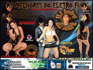 CD Especial Funk 2009
