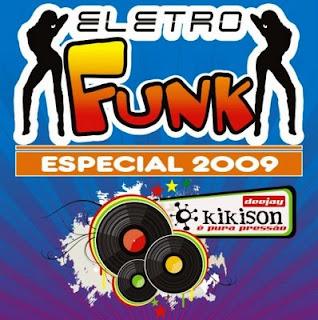 ELETROFUNK ESPECIAL 2009