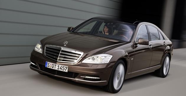 2010 Mercedes Benz S Class Interior. The 2010 Mercedes-Benz S-Class